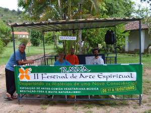 Rawafest 2009 .:. II Festival de Arte Espiritual