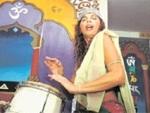 Lucinha Madana Mohana - Escritora e Cantora de Mantras Afros-indianos