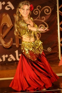 Cleusa - Dança Cigana