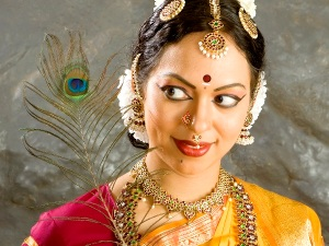 Krishna Sharana - Dança Indiana